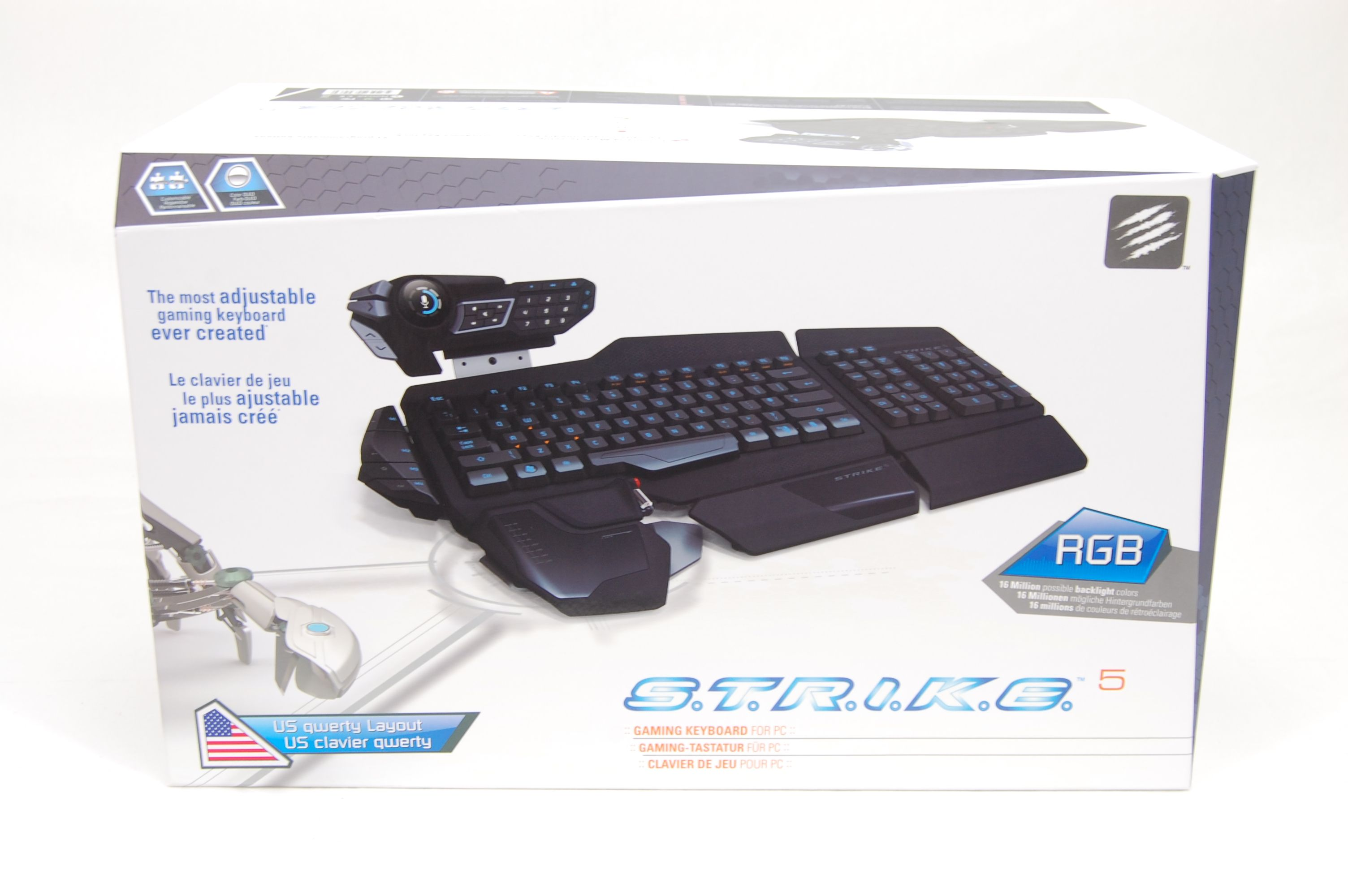 MadCatz-Strike5-Keyboard-Box